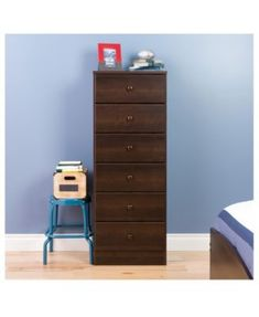 Looking for Prepac Astrid 6 Drawer Tall Chest, Espresso ? Check out our picks for the Prepac Astrid 6 Drawer Tall Chest, Espresso from the popular stores - all in one. 6 Drawer Tall Dresser, 6 Drawer Chest, Dresser As Nightstand, Dresser Drawers, Chest Of Drawers, Kids Dressers, Small Space Solutions, Drawer Fronts, Open Shelving