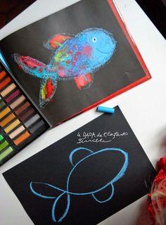Tasha the Dolphin amigurumi pattern by Patchwork Moose (Kate E Hancock) - Rebel Without Applause Fun Crafts, Crafts For Kids, Arts And Crafts, Hawaiian Art, Ocean Themes, Arts Ed, Preschool Art, Art Plastique, Art School