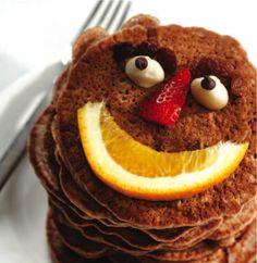 Cinnamon Raisin Pancakes - Gluten free for Pancake Day (Tues Feb 21)
