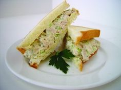 Check out My Chicken Salad Sandwiches