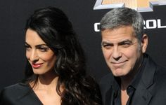 Pin for Later: George and Amal Clooney Show Sweet PDA at Disneyland — See the Premiere Pics!
