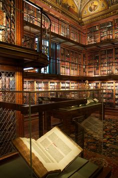 One of the most beautiful places in the world is also one if the 10 most beautiful libraries in the U.S. http://www.mentalfloss.com/blogs/archives/148866
