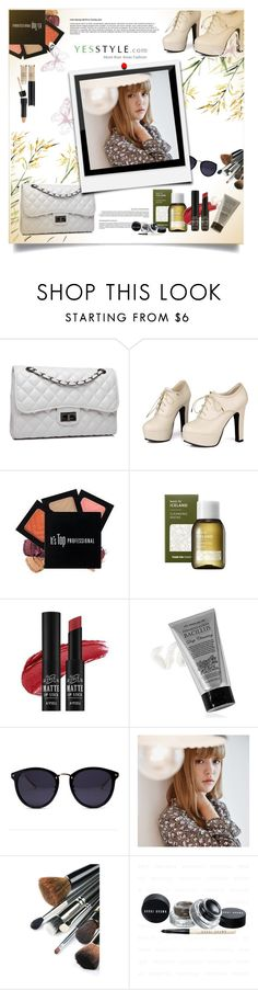 """YESSTYLE.COM_Kickstart your 1st Yesstyle purchase with an Exclusive Extra 10% off cupon.Sign up and redeem at yesstyle.com"" by ellma94 ❤ liked on Polyvore featuring Bense Bags and Sidewalk"