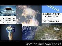GEOINGENIERÍA DEL PLANETA TIERRA