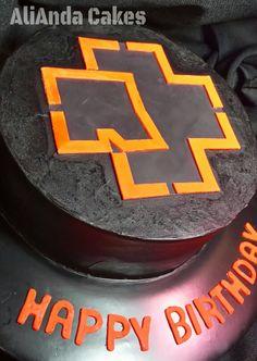 Rammstein cake.  Facebook.com/AliAndaCakes