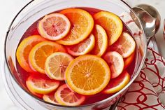Toast to the holidays with this tangy Winter Citrus Sangria. This fruity, festive mocktail is a beloved beverage for both children and adults alike.