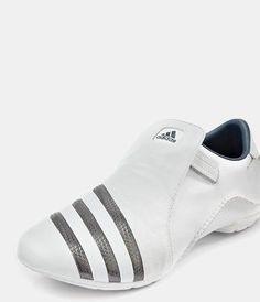 Adidas: Mactelo mens trainers white/grey