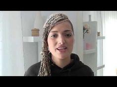 8 IDEAS PARA PELO CON TRENZAS HAIRSTYLE BRAIDS - YouTube