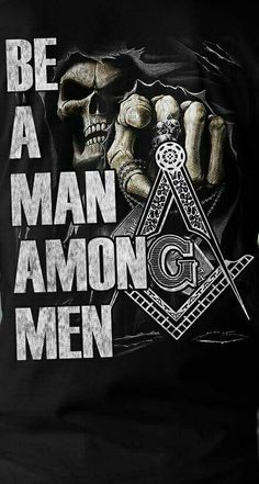 Be a Man AmonG Men ✊