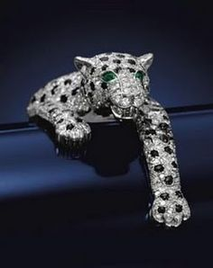 Top 10 Most Expensive Things Sold At Auction in 2010  1. MOST EXPENSIVE BRACELET  Once owned by Wallis Simpson, who married Prince Edward, Duke of Windsor, formerly King Edward VIII of the British Empire, the onyx and diamond panther bracelet set a new world record ($7.036 million) for the most expensive bracelet ever sold at auction. It was part of a collection of jewels once owned by King Edward VIII and Wallis Simpson and dates from 1952.