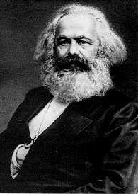 Karl Marx, socialisme/communisme.