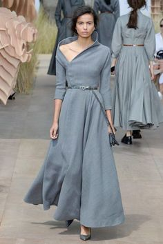 Christian Dior Fall 2017 Couture Fashion Show - Sara Hannoun