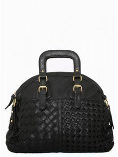 Woven Diamond Bowler #Bag #SFLfalledit