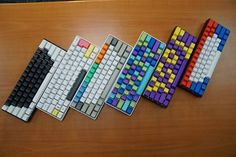 all together now #love #happy #key #keycap #keyboard #mechanicalkeyboard #dye #pbt #enjoypbt #mk #60