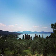 Monte del Lago, panorama. #AlTrasimeno foto di @tristemietitore