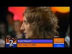 Image result for rod stewart you wear it well