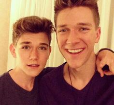 Again, Collins Key and his little brother *Perfection