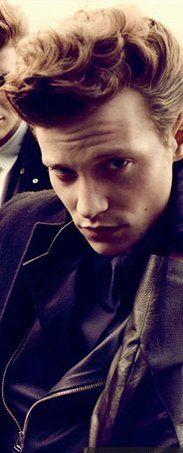 #MatthewHitt #models #Drowners #fashionblogger #HappyMonday #MattHitt for Menswear mag Editorial:RebelRebel 6/2012<3