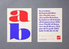 AB Playlife | work | studio FM milano / graphic design