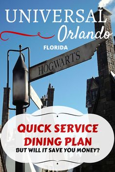 On my visit to Universal Studios Orlando, I wanted to find out whether the Universal Dining Plan – Quick Service option could save me money in the theme parks. Is this an attractive alternative to Walt Disney World? OnePennyTourist.com