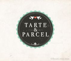 Photography Logo Design and Branding - Photographers Package - with Watermark and CD Label by Reani on Etsy.