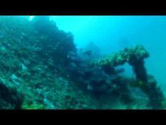 Duane Shipwreck SCUBA Dive - Key Largo FL - http://www.florida-scubadiving.com/florida-scuba-diving/duane-shipwreck-scuba-dive-key-largo-fl/