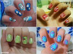 Faves Nail art