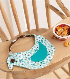Birdie Bibs pattern $2 | InterweaveStore.com
