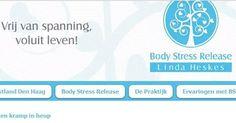 Body Stress Release en kramp in heup Body Stress Release 'vrij van spanning, voluit leven' Klinkt nogal 'zweverig', vind je niet? En als je dan een BSR-behandeling krijgt, wordt het nog zweveriger: met lichte druktesten wordt gekeken waar en in welke richting je spierspanning zit en dat wordt bepaald door te kijken naar je voeten?!? Het hele verhaal eromheen is verder echt helemaal niét zweverig: de BSR practioner kan heel duidelijk uitleggen hoe het werkt en waarom je klacht... Lees verder