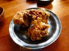 Chicken Kara-age @ Yuzu, Manchester