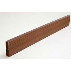 Wood Grain Composite Timber (2-inch - 4 ft long) $13 for 4+