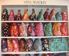 Vera Bradley Bags-love them: school bag, travel bags, wallets and cute casual purses ' VINTAGE VERA