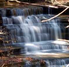 Clifty Falls State Park, Madison, Indiana.  A great place to visit for the day.