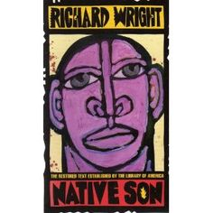 Native Son by Richard Wright. The novel tells the story of Bigger Thomas, a black American youth living in utter poverty. Bigger lived in a poor area on Chicago's South Side in the I Love Books, Books To Read, My Books, This Book, Native Son, Library Of America, Richard Wright, Black Authors, Best Novels