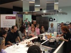 Apúntate al taller de cocina gratuito impartido en Dolcetriz (León) por nuestro chef Diego Ferrer el próximo 17 de septiembre