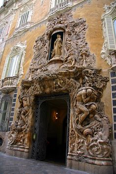 The Ceramics Museum of Valencia, Spain.