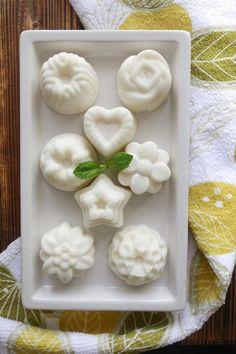 Lemon Coconut Fudge (Dairy-Free, Paleo, AIP) - Zesty Paleo