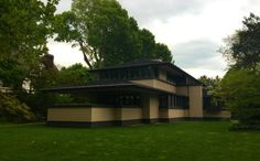 An Inside Tour of The Boynton Frank Lloyd Wright House of Rochester