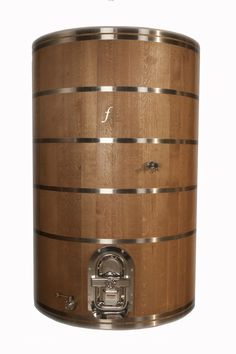 Foeder - American White Oak and Stainless Steel