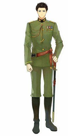 Owase Hideki - Nil Admirari no Tenbin - Image - Zerochan Anime Image Board Elijah Montefalco, Game Character, Character Design, Jonaxx Boys, Military Inspired Fashion, Assassins Creed Black Flag, Anime Military, Handsome Anime Guys, Hot Anime Boy