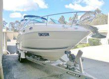 Nice - I love it! :D SeaRay 245 Cruiser