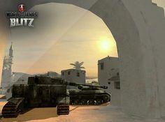 World of Tanks Blitz (Android, iOS), czyli zmagania na Oazie i nowe czołgi