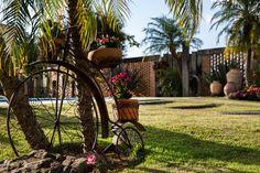 Projeto EFE Arquitetos - jardim em residência em Juiz de Fora - MG / Garden