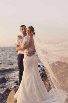 Honeymoon Photo Shoot in Oia Honeymoon Photography, Wedding Photography, Santorini Honeymoon, Santorini Photographer, Lace Wedding, Wedding Dresses, Photoshoot, Fashion, Bride Dresses