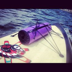 SUP and Roll! #waterproofrolling www.travelroller.com