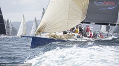 Shakti sets the record for the first ever Club Marine Pittwater to Southport Yacht Race