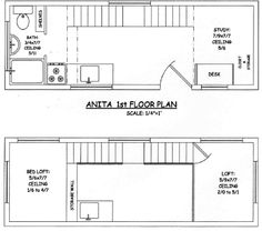 Sensational 206 Best Tiny House Floor Plans Images In 2019 Tiny House Interior Design Ideas Apansoteloinfo