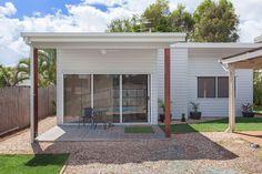 Modern Granny Flat - built by Avalon Granny Flats in Brisbane