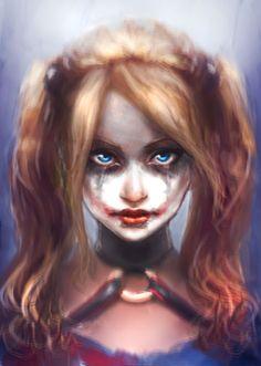 Harley Quinn by Andrea Patricolo