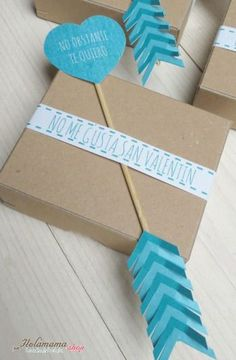 Creative Gift Wrapping, Creative Gifts, Love Gifts, Diy Gifts, Valentine Day Gifts, Valentines, Original Gifts, Party In A Box, Love Cards